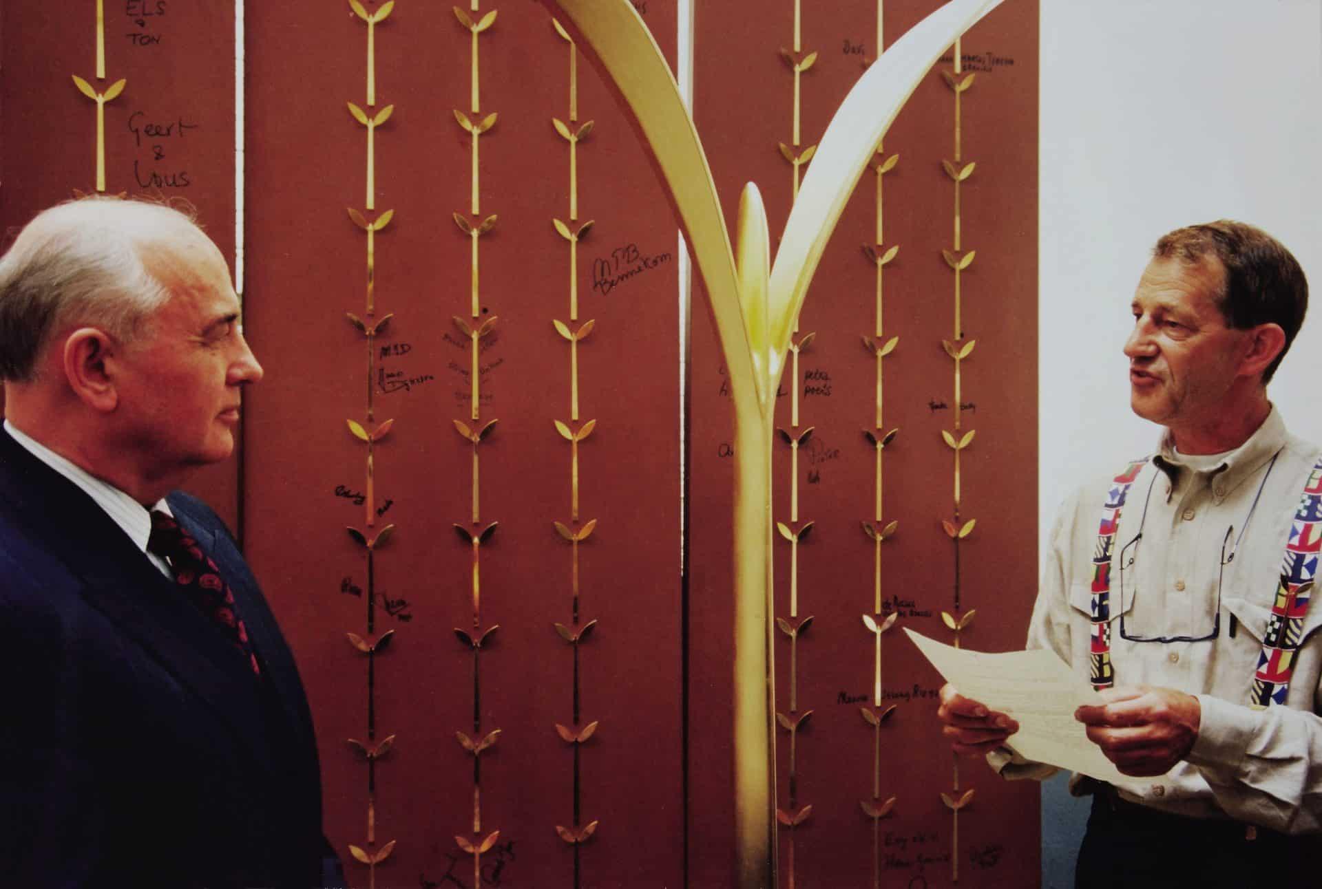 Huub-Gorbatsjov-Derde Gouden Plant